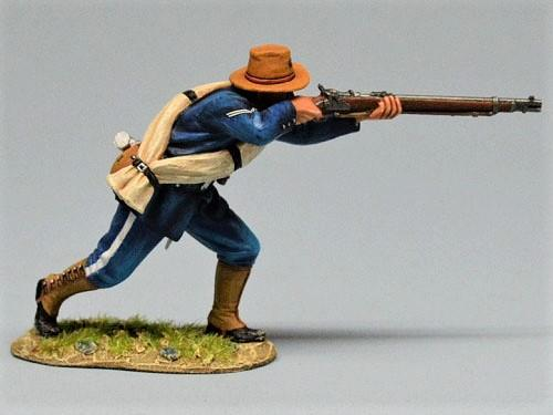 Corporal Standing Firing, 71st NY Volunteer Infantry