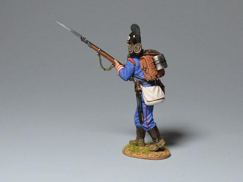 Bavarian Regiment - Moving Forward