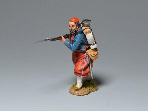 Zouave - Advancing