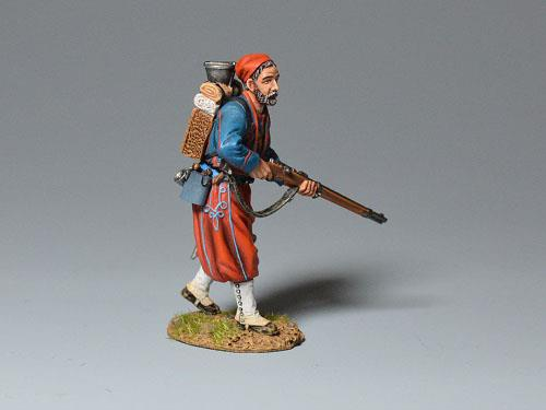 Zouave - Walking