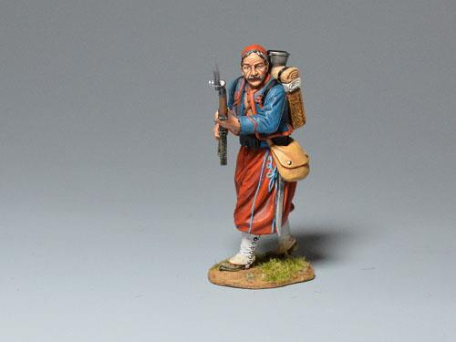 Zouave - Moving forward