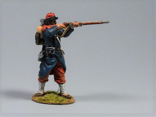 French soldier - Standing Firing