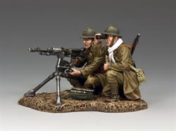 Hotchkiss Machine Gun Crew Set