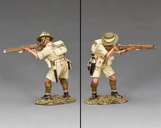 British / Gurkha Standing Firing Rifle