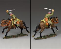 Polish Cavalry Officer w/Sword
