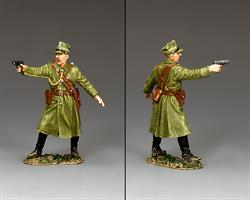 """Polish Infantry Officer"""