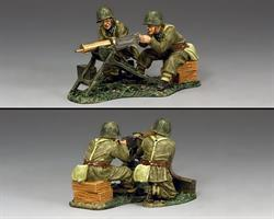 """MG08 Machine Gun Team"""
