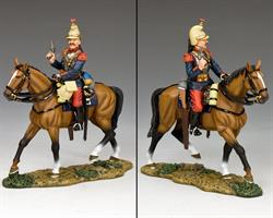 Cuirassier with Pistol