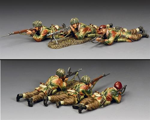 """The Bren Gun Section"" (set of 3)"