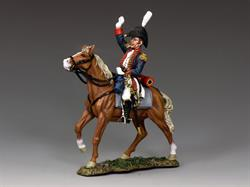 Mounted Royal Artillery Officer