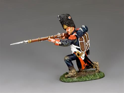 Old Guard Kneeling Firing