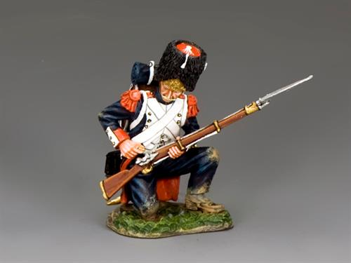 Old Guard Kneeling Loading