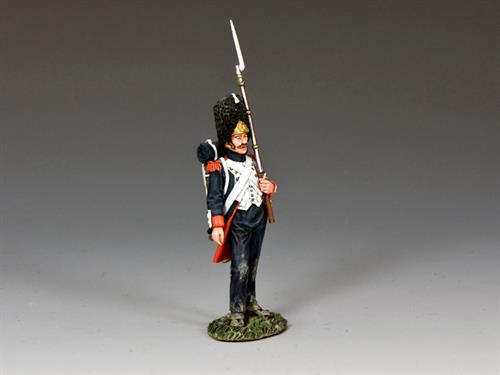 Old Guard' Shoulder Arms (w/musket on the left arm)