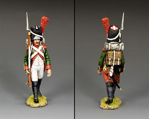 """Marching Grenadier"""