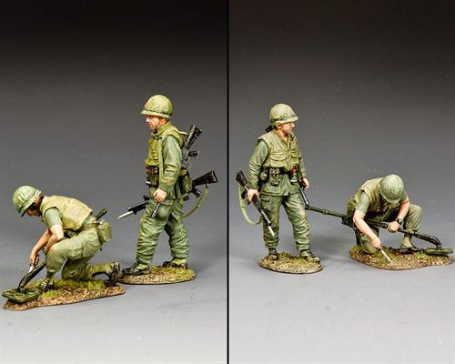 US Marine 'Road-Sweeper' Set
