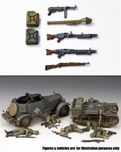 German Weapons Set