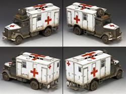 Opel Blitz Field Ambulance